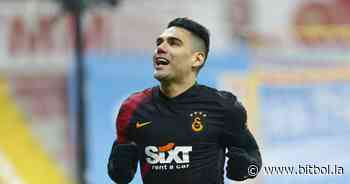Falcao sorprende: deja Galatasaray y jugará en Rayo Vallecano - Bitbol