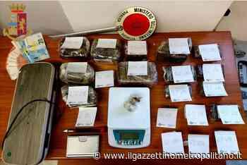 Sesto, nascondeva 3,8 kg di hashish in casa: arrestato pregiudicato 37enne - Il Gazzettino Metropolitano