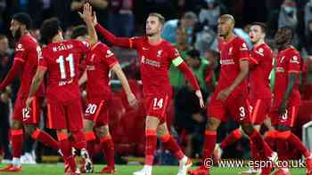 Liverpool beat Milan in Champions League classic