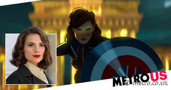 Marvel's What If: Creator teases Hayley Atwell's Captain Carter future - Metro.co.uk