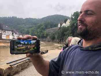 Blickpunkt-Story: Nach der Flutkatastrophe - Ein Mann aus Kreis Miltenberg hilft - Flutopfer erzählen - Main-Echo
