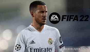 Die Ratings der Real-Stars bei FIFA 22: Hazard fällt ab - SPOX.com