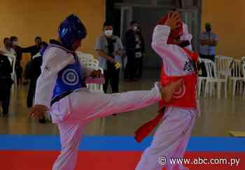 Ponen en funcionamiento escuela de taekwondo en Villarrica - ABC Color