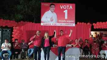 Villarrica: Ex precandidata acusó a Navarro de fraude electoral, pero ahora lo apoya - ÚltimaHora.com