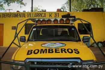 Bomberos de Villarrica buscan recaudar G. 150 millones - Nacionales - ABC Color