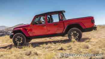 Jeep Gladiator half door option confirmed