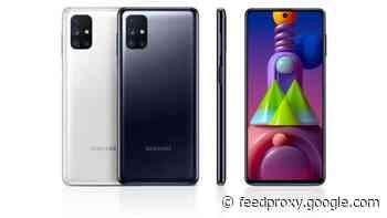 Samsung Galaxy M52 5G launching 19th September