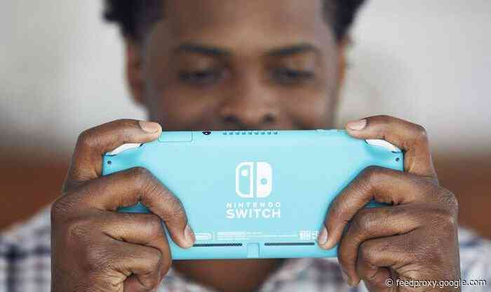 Nintendo Switch will now work with Bluetooth headphones