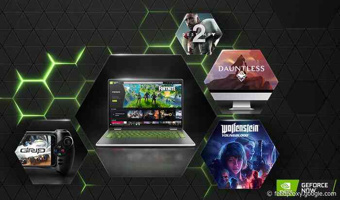 NVIDIA GeForce NOW leaks list of possible new games coming to streaming service
