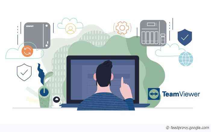 QNAP enables TeamViewer remote access for QNAP NAS systems