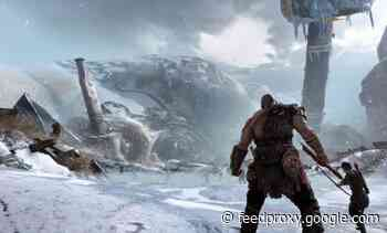 God Of War Shows Up In GeForce Now Datamine