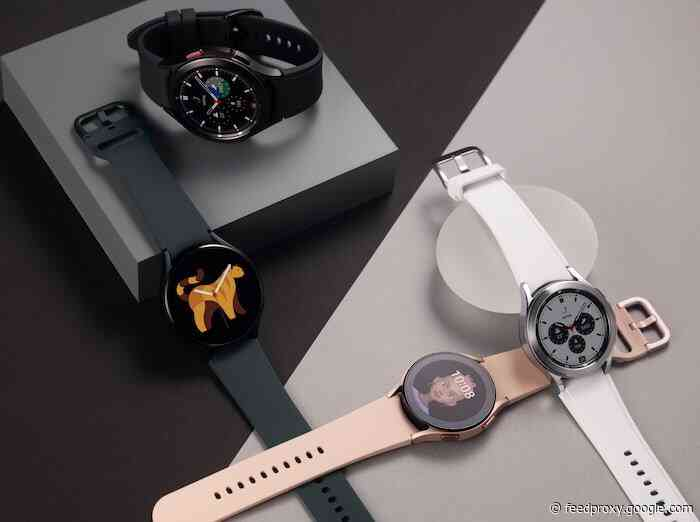 Samsung's Galaxy Watch blood pressure monitoring could help Parkinson's patients