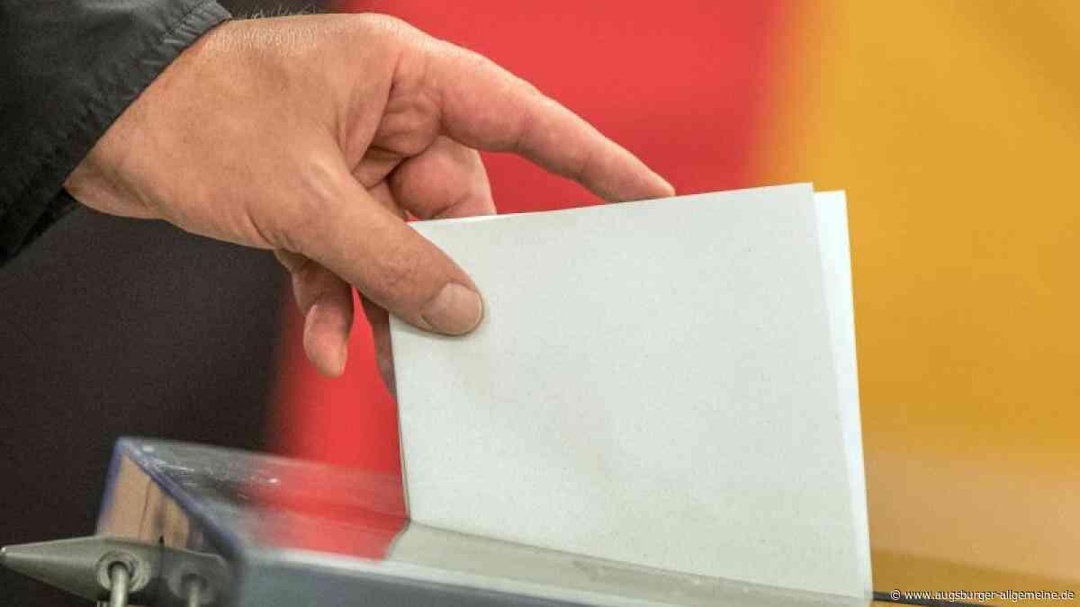 Bundestagswahl: So haben die Menschen in Unterdießen gewählt