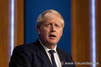 """Zelfs zijn eigen ministers waren verrast toen Boris Johnson regering door elkaar schudde: """"Het is geen goede dag om Robert te heten"""""""