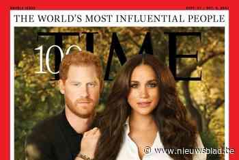 """Time Magazine maakt 100 meest invloedrijke personen bekend, Harry en Meghan staan op cover: """"Foto toont dat ze gelijkwaardige partners zijn"""""""