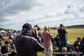 """Dit was de 42ste Sanicole Airshow: """"Eindelijk weer kerosine ruiken"""" - Het Nieuwsblad"""