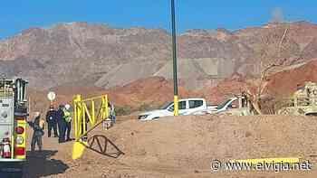 Un muerto en derrumbe de mina en San Felipe - El Vigia.net