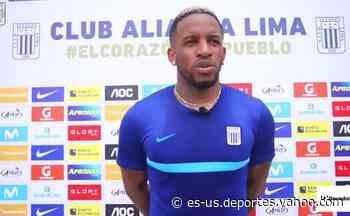 """Jefferson Farfán vive feliz en Alianza Lima: """"Este momento es un sueño para mí"""" - Yahoo Deportes"""