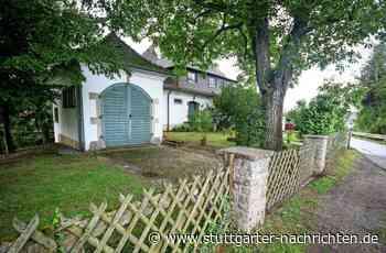 Forsthaus in Ditzingen - Historische Immobilie sucht neuen Eigentümer - Stuttgarter Nachrichten
