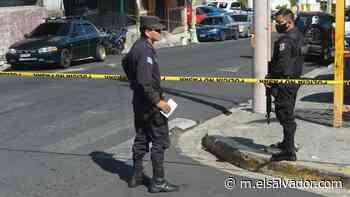 Hombre es acusado de asesinar a cabo de Policía en Soyapango - elsalvador.com