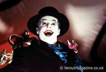 Jack Nicholson's ridiculous 'Batman' contract - Far Out Magazine