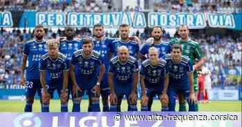 Football (Ligue 2) - Le SC Bastia s'incline sur le fil à Dijon (2-1) - Alta Frequenza