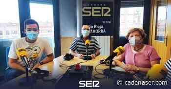 La asociación de peregrinos quiere señalizar la rotonda de Murillo - Cadena SER