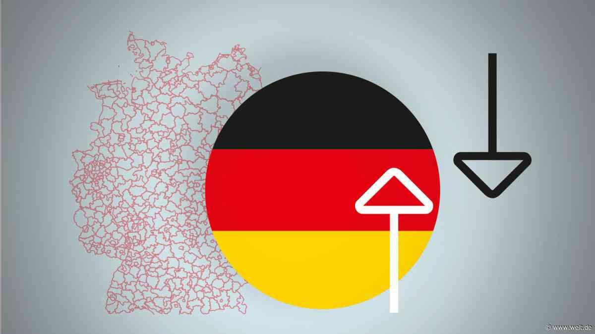 Aschaffenburg: Kandidaten & Umfrage in Wahlkreis 247 - Bundestagswahl 2021 - DIE WELT