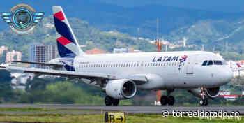 LATAM Airlines regresa al Aeropuerto de Yopal - torreeldorado.co