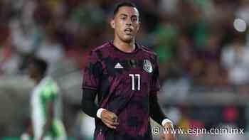 Rogelio Funes Mori, único delantero titular sin goles en primeros tres juegos de eliminatoria Concacaf - ESPN