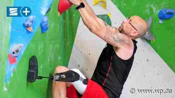 Para-Sportklettern: Marco Reinhardt ist einer der Besten - WP News