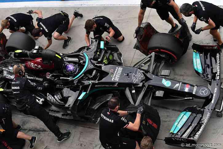 Mercedes: No es definitivo que Hamilton necesite otro motor - Motorsport.com Latinoamérica