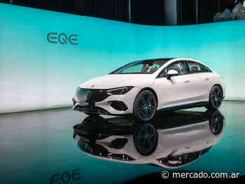 Mercedes-Benz impactó en la IAA MOBILITY 2021 - Revista Mercado