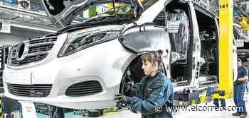Mercedes retomará la producción la próxima semana de martes a viernes - El Correo