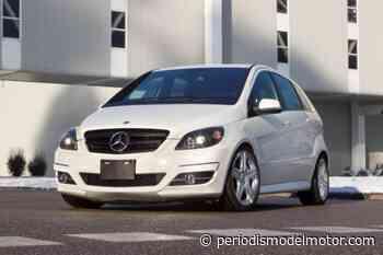 El día que Mercedes instaló un V8 en un humilde Clase B 200 CDI - Periodismo del Motor