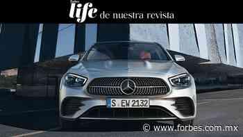 Pusimos a prueba el Mercedes-Benz Clase E 350 e - Forbes Mexico