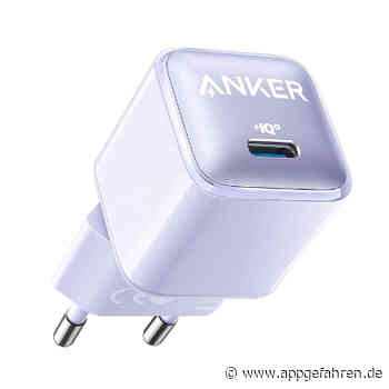 Anker Nano Pro: Ein erster Blick auf das neue USB-C-Netzteil - appgefahren.de