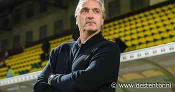 Robert Maaskant: hoe een rood-geel hart ook kan kloppen in Zwolle - De Stentor