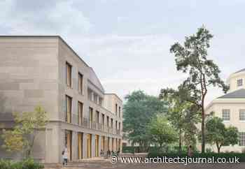 Caruso St John wins approval for 'muscular' replacement of Quinlan Terry college block - Architect's Journal