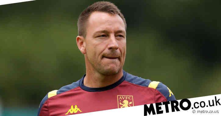 John Terry breaks silence on Nottingham Forest job speculation - Metro.co.uk