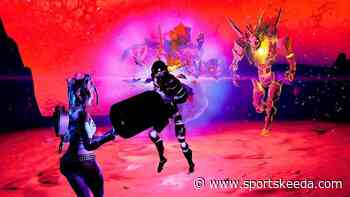 How to defeat waves of Cube monsters in Fortnite Chapter 2 Season 8 - Sportskeeda