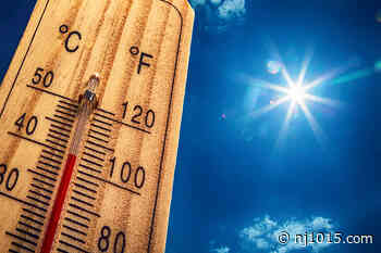 NJ summers are warming — a count of hot days and heat waves - New Jersey 101.5 FM