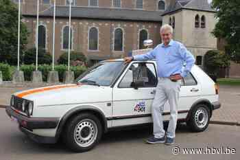 Ronny rijdt rond met de legendarische Golf GTI van de rijkswacht (en dat mag) - Het Belang van Limburg