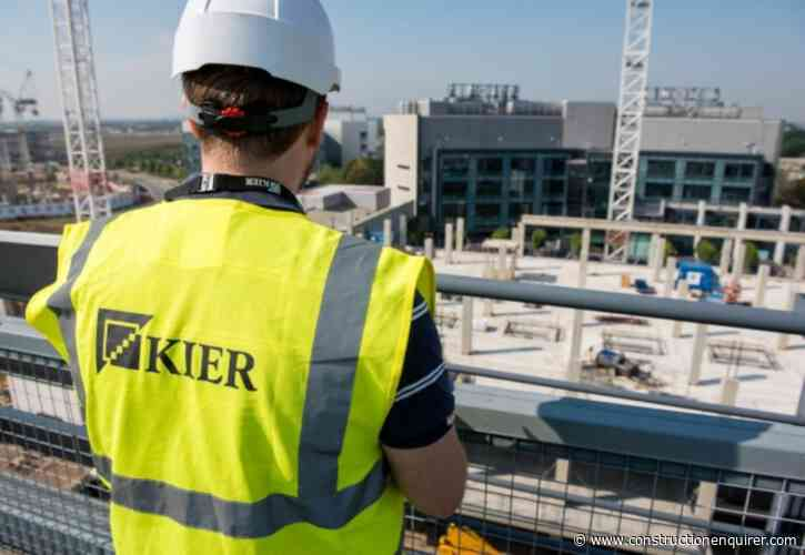Kier returns to profit after two-year turnaround