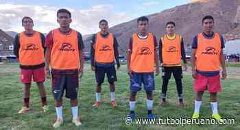 Copa Perú: ADT de Tarma preseleccionó a seis jugadores para la temporada 2021 - Futbolperuano.com