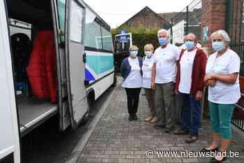 """Vaccinatiebus op ronde in de Zennevallei: """"De laatste loodjes zijn de moeilijkste"""""""