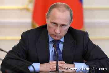 """A l'isolement, Poutine annonce """"des dizaines"""" de cas de Covid-19 dans son entourage"""