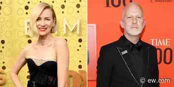 Naomi Watts previews Netflix TV series The Watcher with Ryan Murphy   EW.com - EW.com