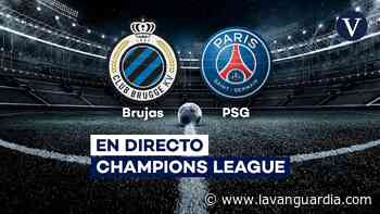 Brujas - PSG | Fútbol: Resultado, resumen y goles - La Vanguardia