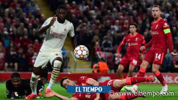 Liverpool superó al Milán en un duelo de antaño en la Champions League - El Tiempo